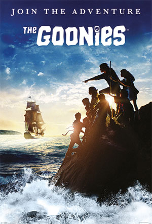 PC103 THE GOONIES