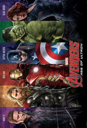 PC256B THE AVENGERS