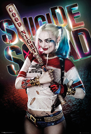 PC278B SUICIDE SQUAD HARLEY